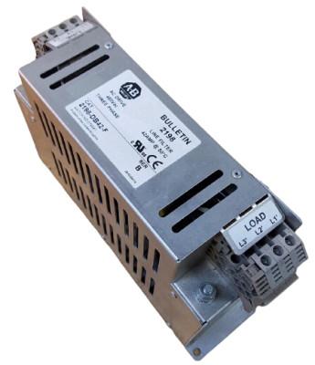AB ALLEN BRADLEY 2198-DB42-F AC Drive Line Filter, 480VAC, 42 Amp