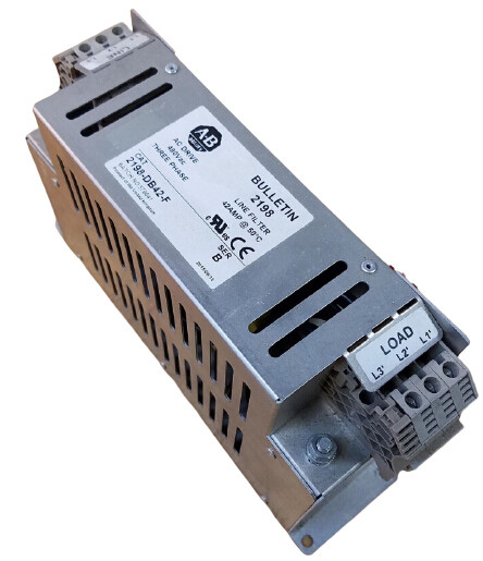 AB ALLEN BRADLEY 2198-DB80-F AC Drive Line Filter, 480VAC, 42 Amp
