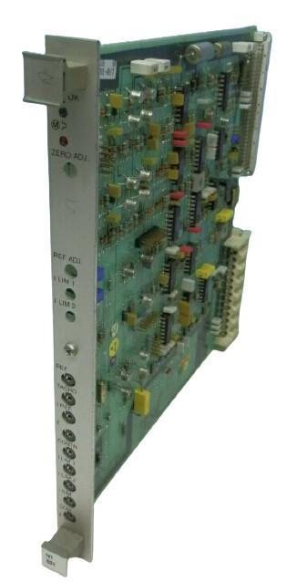 ABB Robotics yyt 102 E YT 212001-AM/7 Servo Unit