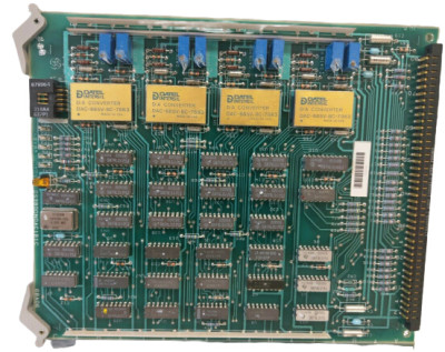 GENERAL ELECTRIC DS3800HSHB1F1C PC CIRCUIT BOARD