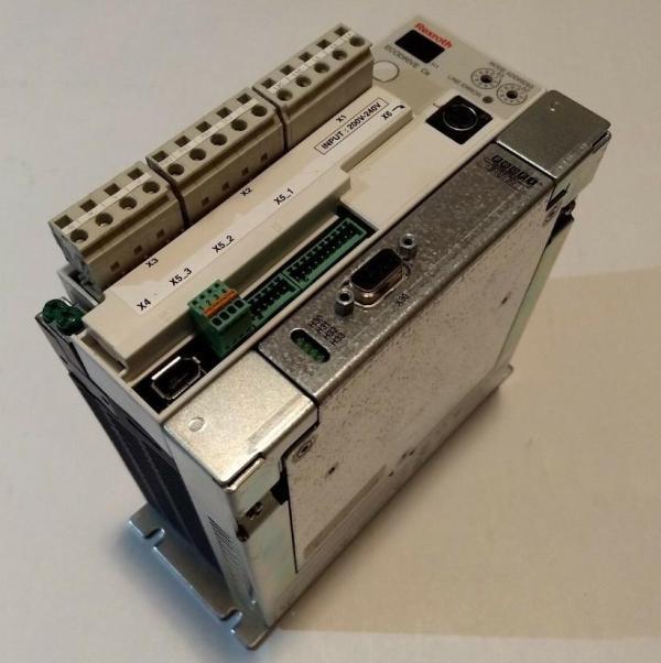 Bosch Rexroth Indramat ECODRIVE DKC10.3-012-3-MGP-01VRS