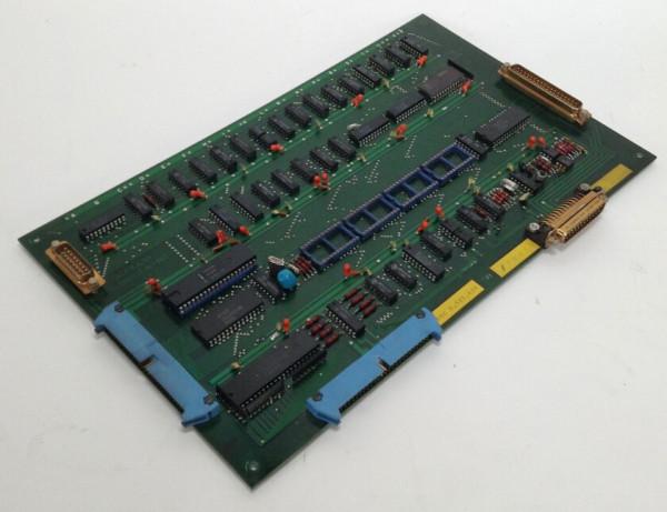 GILDEMEISTER PLATINE 0.651.337-64.1 PLC board