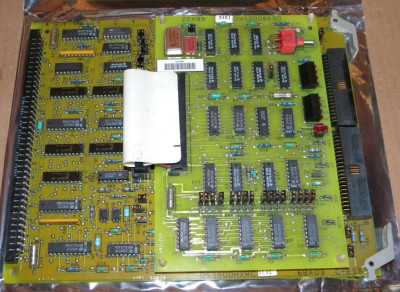 GENERAL ELECTRIC DS3800HXRC1E1C W/DS3800DXRC1D1A PC BOARD