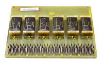 GENERAL ELECTRIC IC3600KRSS1A RELAY CONTROL BOARD