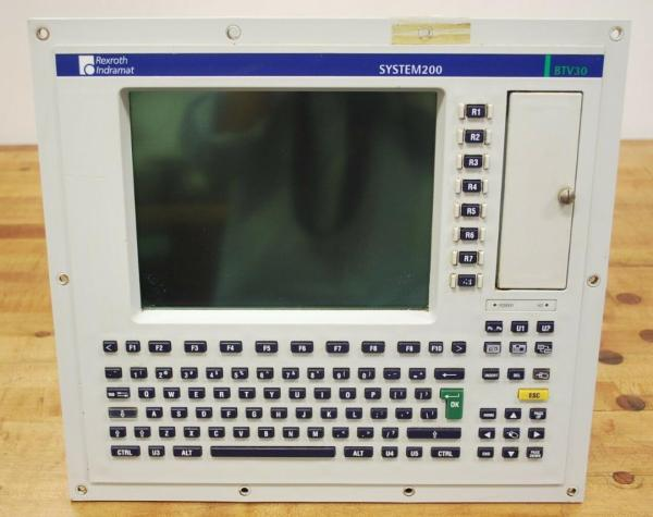 INDRAMAT BTV30 Complete Display Controller