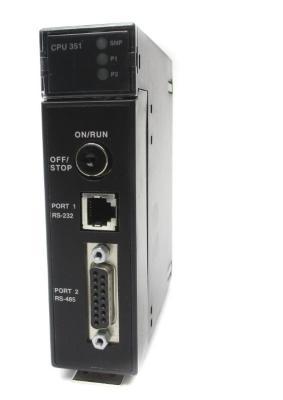 GE FANUC IC693CPU351-KT INPUT OUTPUT MODULE