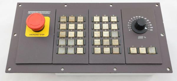 INDRAMAT FWA-BTM3/4-003-16VRS-NN Operator Interface
