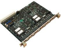 Fuji Electric FH1016A1 Communications Circuit Board