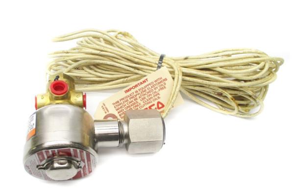 ASCO NPL8320A187E 125VDC 60PSI