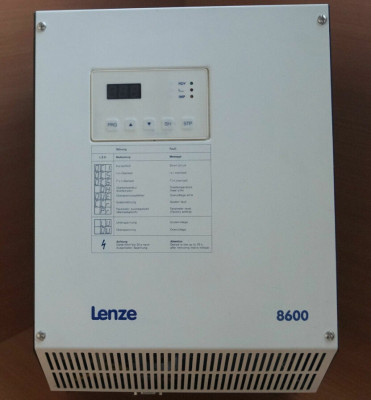 Lenze 8600 frequency inverter Type: 8603-E.2D.20