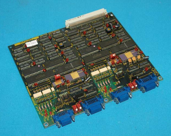 Panasonic AA666B PTP Board