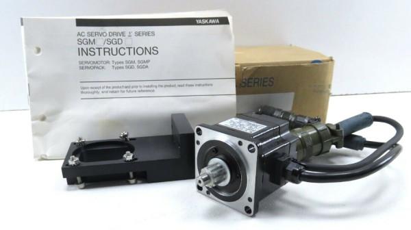 YASKAWA SGMP-01L314M AC Servo Motor