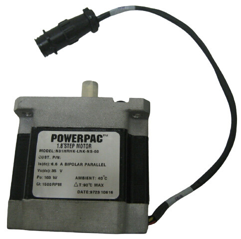 Pacific Scientific N31HRHK-LNK-NS-001 Degree Stepper Motor