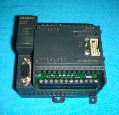 SIEMENS 6ES7212-1BB23-0XB0 Simatic S7-200 CPU 222 Compact Unit
