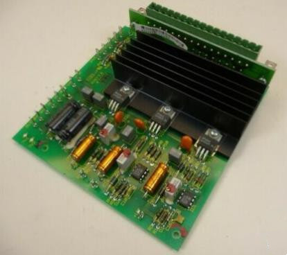 Indramat Converter RAC. Board 232705-16726 A01