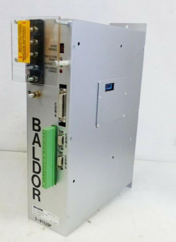BALDOR SBTS20-300-10 POWER SUPPLY