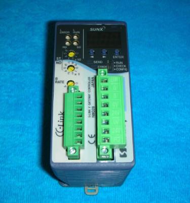 SUNX SL-VGU1-C SENSOR CONTROLLER 12/24VDC