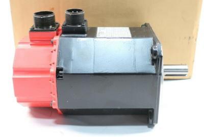 GE A06B-0123-B575#7076 Servo Motor 127v 3ph 0.9kw 3000rpm 3nm