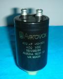 Aerovox ALS21A1037XX 470UF 400VDC