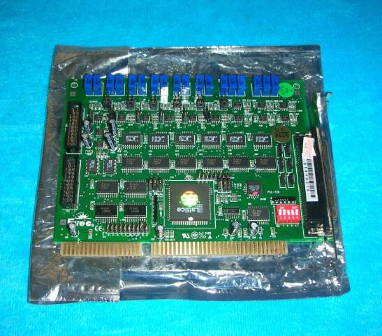 ADVANTECH PC-Labcard PCL-726 output card