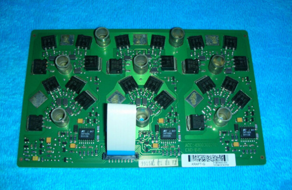 ABB KRAFT-G/CAD-645 Inverter Board