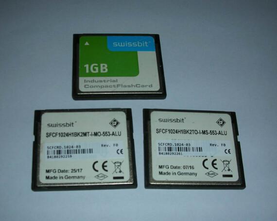 B&R 5CFCRD.1024-03 Memory Module