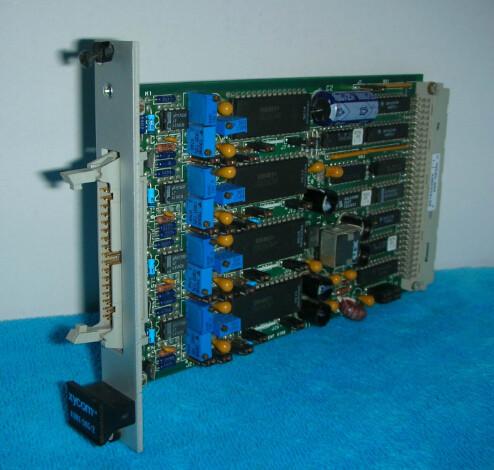 xycom BOARD XVME-505/2