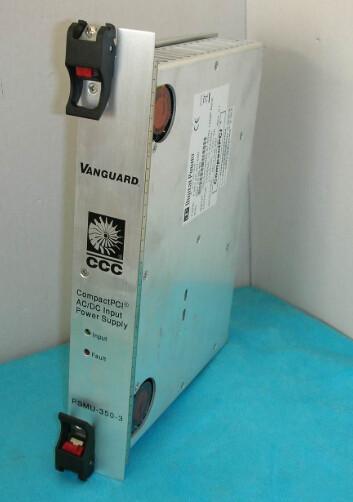 Compressor-Controls-Corp PSMU-350-3 CPCI AC-6U-500