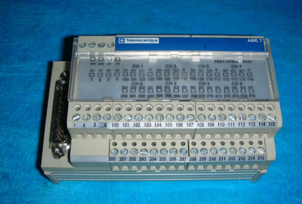 Schneider ABE7-CPA03 Analog Module