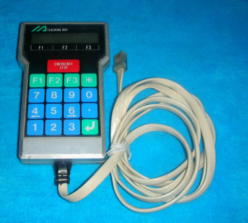 IAI Corporation Intelligent Actuator Controller TEACHING BOX T-S