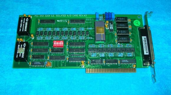 JL PCL-813 Analog Input Module