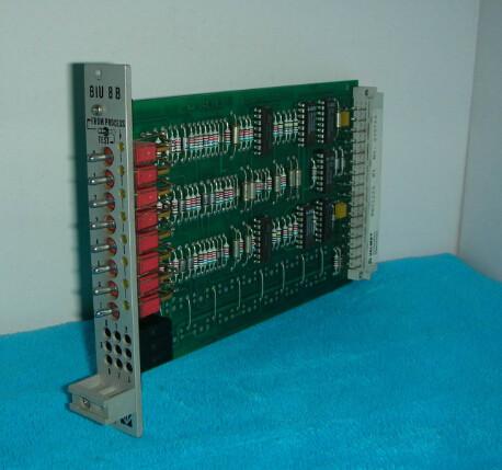 VALMET BIU8B/542803-6B/542803-6A/M851223 Input Module