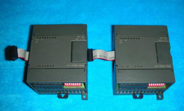 SIEMENS 6ES7231-7PD22-0XA0 Analog Input Module
