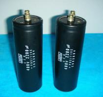 NIPPON C003004 Screw Terminal Capacitor 400V 400V 2200UF