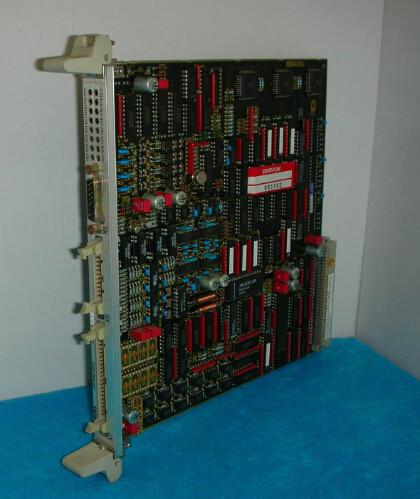 SIEMENS 6DD1640-0AC0/465640.9002.02 I/O Module