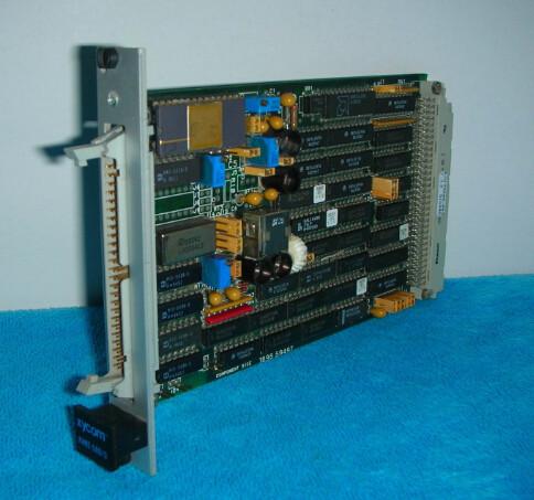 xycom XVME-500/3 16 Channel Analog Input Module
