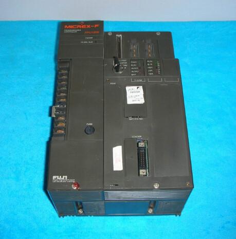 FUJI FPU120S-A10 CPU POCESSOR UNIT MODULE
