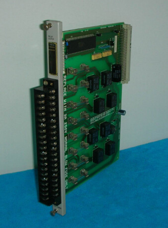 SIEMENS 505-4908 DIGITAL OUTPUT MODULE