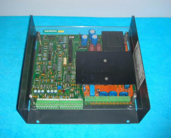 SIEMENS 6RA2203-8DD21-1 DC Drive Controller