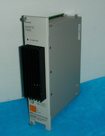 SIEMENS 505-6663 Power Supply