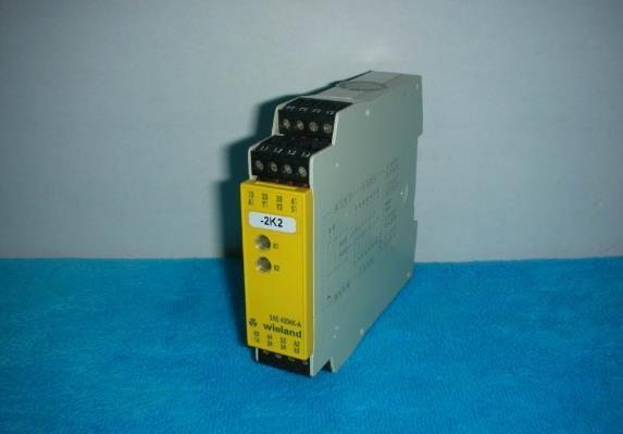 wieland SNE 4004K-A SNE4004K-A Safety Relais