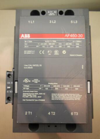 ABB AF1350-30-11-70 Contactor (600 VAC)