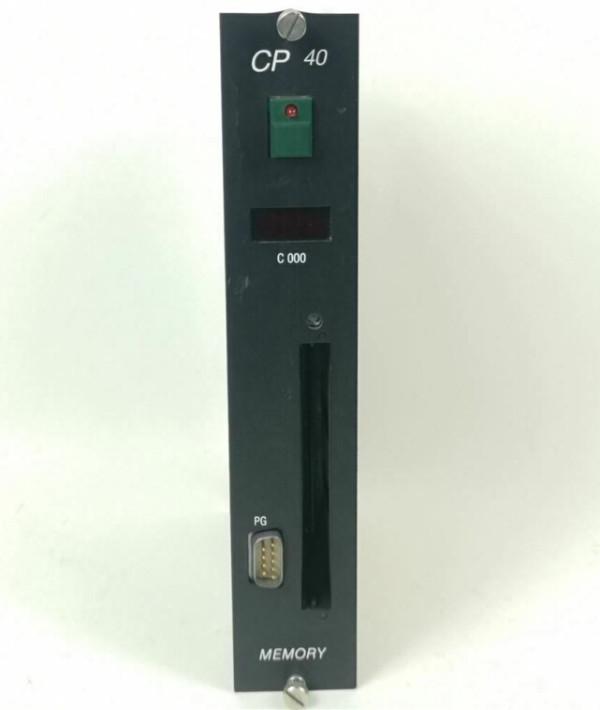 B&R CP40 ECCP40-0 Control Card