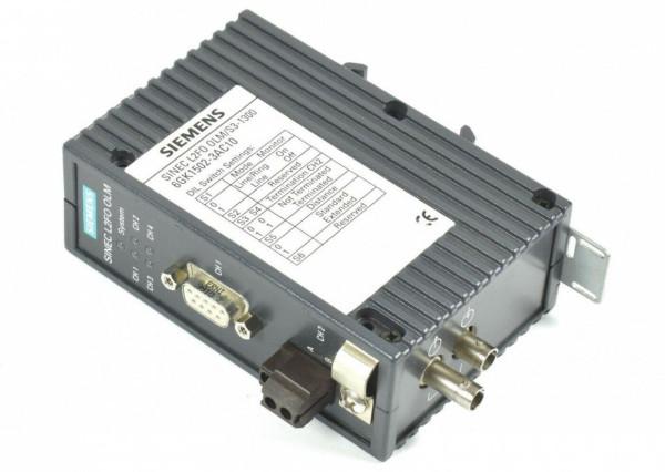 SIEMENS 6GK1502-3AC10 Optical Link Module