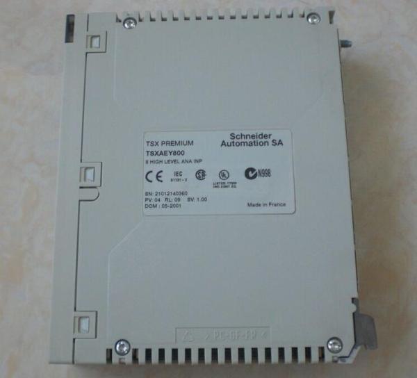 SCHNEIDER TSXAEY800 Analog Input Module