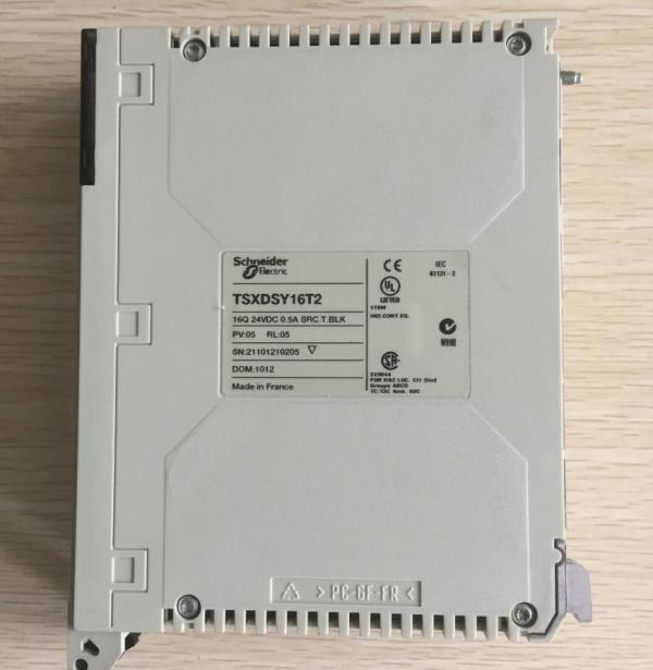 SCHNEIDER TSXDSY16T2 Premium Source Output Module