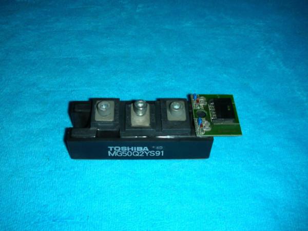 TOSHIBA MG50Q2YS91 Power Module Supply
