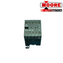 ABB Control Relay BC6-40-00/IEC947-4-1