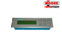 SIEMENS ASYS/CAN/P50/V1.13/24VDC Control Panel Interface