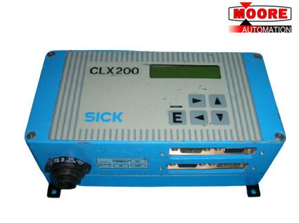 SICK CLX200-3031 CONTROLLER